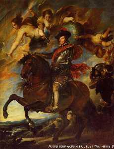 Allegorical Portrait of Philip IV
