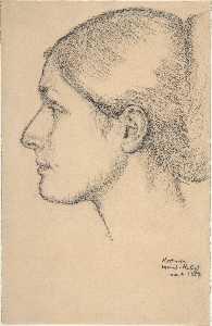Portrait of Hortense Valpinçon (Mme. Jacques Fourchy)