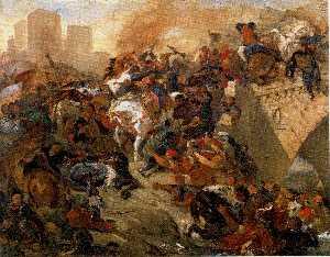La batalla de Taillebourg