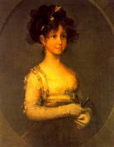 The Infanta María Isabel