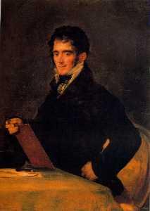The writer Don Rafael Esteve y Vilella