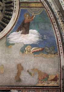 Ascension of Christ (Upper Church, San Francesco, Assisi)