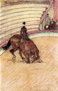 At the Circus Dressage