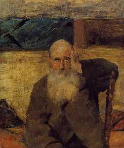 Old Man at Celeyran
