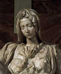Pietà (detail)
