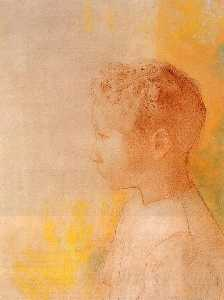 Portrait of the Son of Robert de Comecy