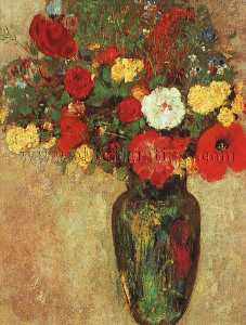 Vase of Flowers (14)