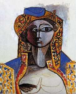 Jacqueline in Turkish Dress