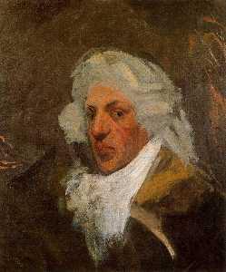 Self-portrait as an XVIII century gentleman