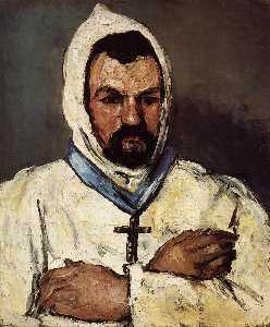 Portrait of Uncle Dominique as a Monk