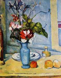 The Blue Vase 1