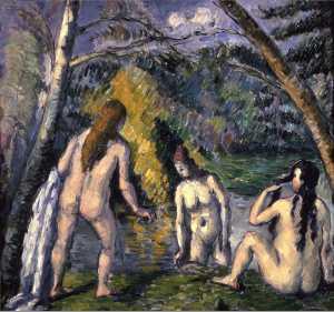 Three Bathers 1