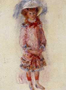 Georgette Charpentier Standing