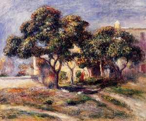 Medlar Trees, Cagnes
