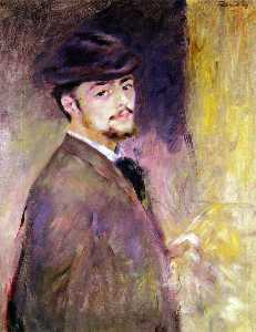 Self-Portrait at the Age of Thirty Five