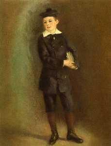 The Little School Boy
