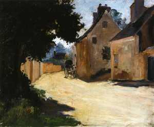 Village Street, Louveciennes