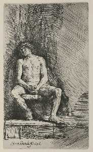 A Figure, Formerly called 'The Prodigal Son'