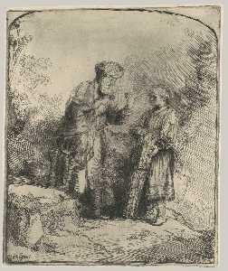 Abraham's Sacrifice 1