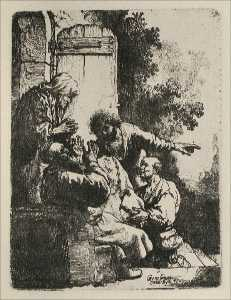 Jacob Lamenting the Supposed Death of Joseph