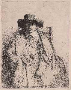 Portrait of Clement de Jonge
