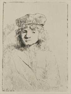 Portrait of Titus, Rembrandt's Son