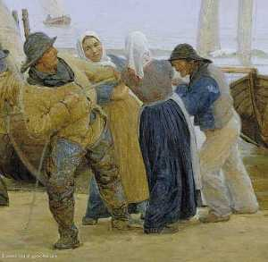 Pescadores de Hornbaek