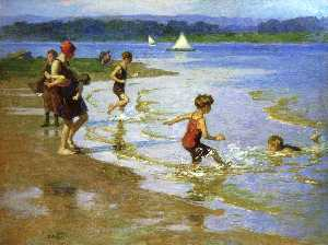 Young Bathers 1