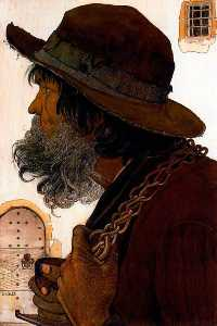 Duc the blacksmith