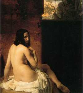 Susanna in the bath