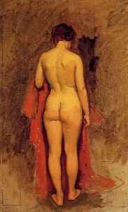 Nude Standing