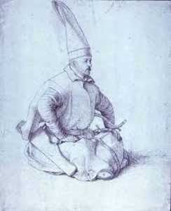 A Turkish Janissary