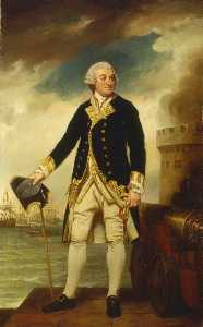 Admiral Sir Francis Geary