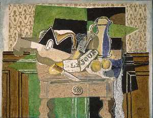 Still Life with ''Le Jour''