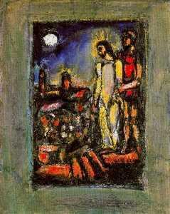 'Behold le Man'