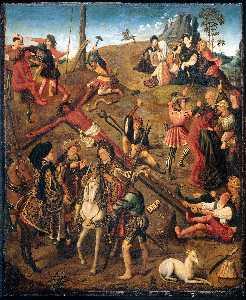 le crucifixion du christ