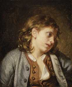 A Young Peasant Boy