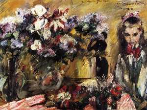 Flowers and Wilhelmine