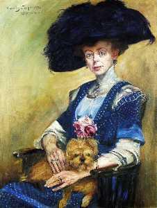 Portrait of Frau Luther