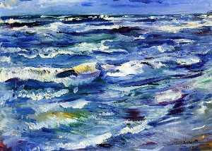 The Sea near La Spezia