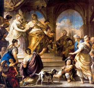 Marriage of Solomon