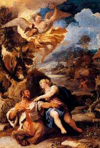 The death of the centaur Nessus