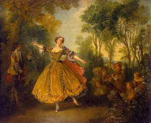 The Camargo Dancer