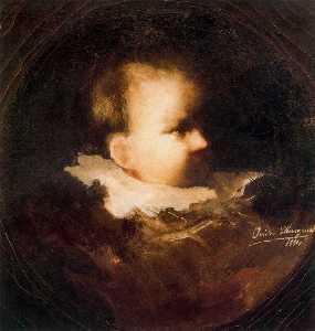 Portrait of baby