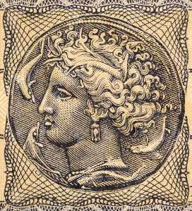 Sea gods, Nereids and Tritons
