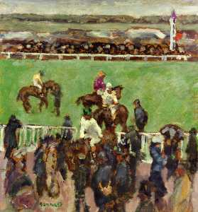 At the Races, Longchamp