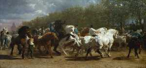 le cheval fair