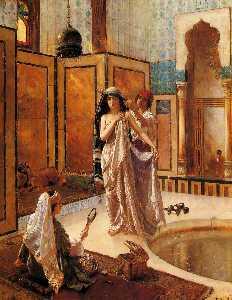 The Harem Bath