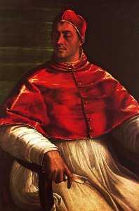Portrait of Clemente VII
