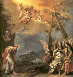Abraham and Angels